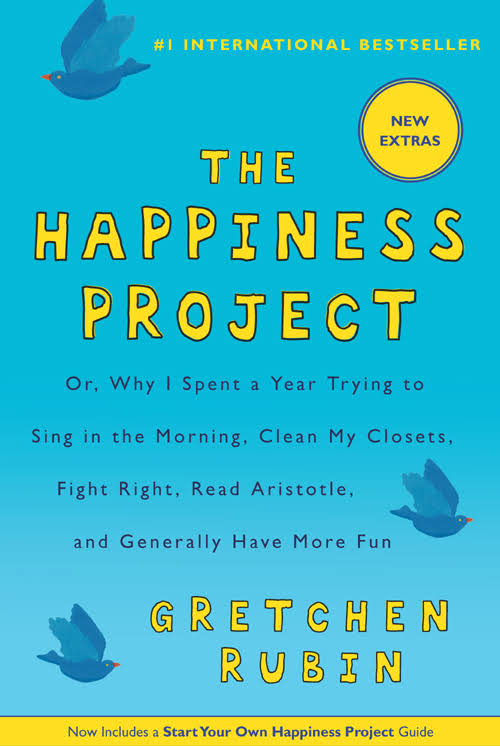 The Happiness Project on The Sent