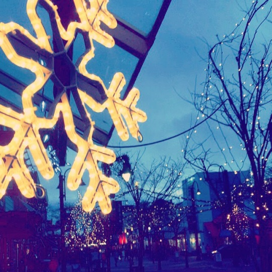 burlington vermont lights