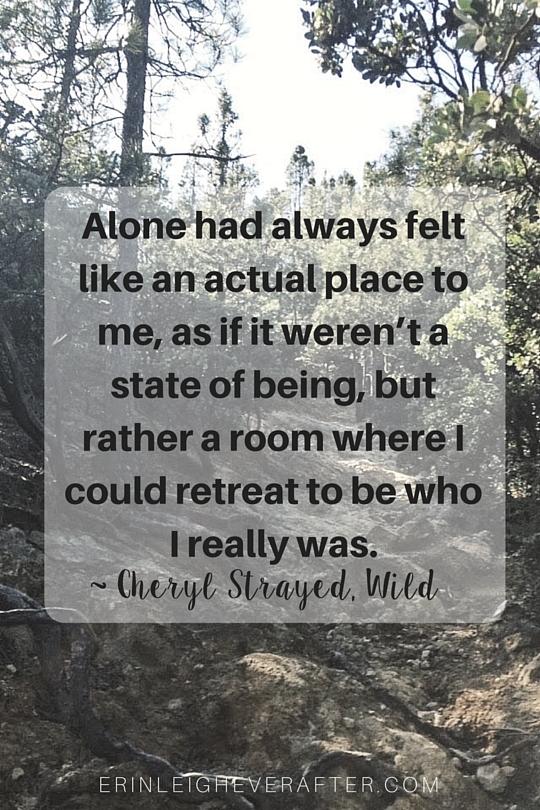 Wild Quote Alone
